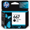 CARTUCHO HP ORIGINAL 667 BLACK